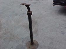 Landis Shoe Post Cobbler Shoe Repair anvil
