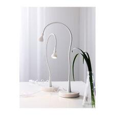 IKEA Jansjo Modern white Table Lamp Desk Work led  Light