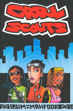 GRRL SCOUTS TRADE PAPERBACK JIM MAHFOOD VOL 1 TPB 2003 COLLECTS ISSUES 1-4 IMAGE