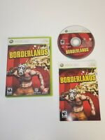 Borderlands - Xbox 360 Game - Complete & Tested