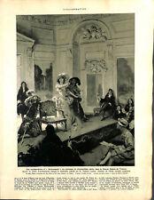 Andromaque au Trianon Versailles/Arctique nord Sibérie Russie  ILLUSTRATION 1926