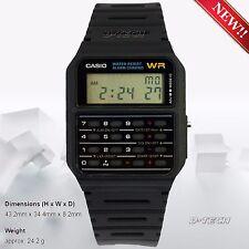 Casio CA53W-1 Classic Digital 8-Digit Calculator Watch Alarm Stopwatch Day/Date
