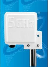 Antenna Pannello 5Ghz 20dBi HV WI-FI RP-SMA Wireless Booster Segnale N femmina