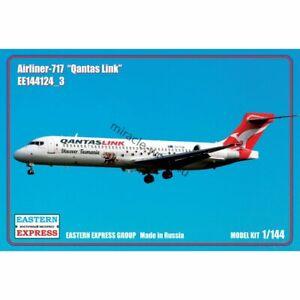 """Eastern Express 144124_3 Boeing 717 / McD.D. MD-95 """"Qantaslink"""" /airliner/ 1/144"""