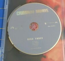 Criminal Minds: Season 3 DVD Disc 3 Only! No Case! Replacement