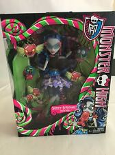Sweet Screams Ghoulia Yelps Doll Monster High