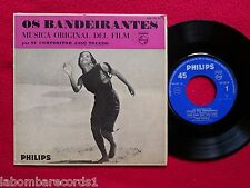 "JOSE TOLEDO os bandeirantes ost 7"" ep 1961 philips spain (vg++/ex-) 3"