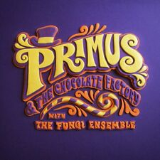 Primus & THE CHOCOLATE FACTORY w/Fungi Ensemble +MP3s New Brown Colored Vinyl LP