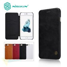 For iPhone 8 7 6S Plus Leather Protection Shockproof Flip Card Slot Wallet Case