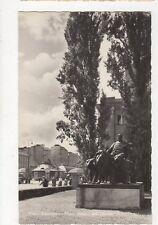Wien Sezession Marc Anton Mit Loewen 1956 RP Postcard Austria 336a