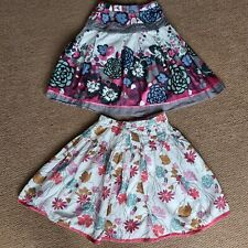 2 x Gorgeous Monsoon Girls Skirts Skirt Age 10-12 years