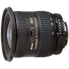 USED Nikon Zoom-NIKKOR 18-35mm f/3.5-4.5 AF D ED IF Lens Excellent FREESHIPPING