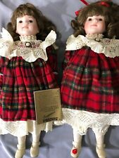 SEYMOUR MANN JOANIE HANDCRAFTED COLLECTORS DOLL