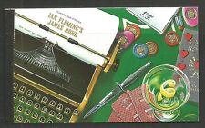Great Britain 2008 Ian Fleming's James Bond prestige booklet (BK184) MNH