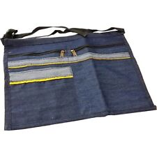 Multi Pocket Denim MONEY BAG Market Stall Car Boot Trader Cash Adjustable Belt