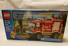LEGO City 4X4 Fire Truck 4208 New Dent box