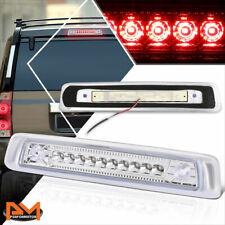 For 06-10 Jeep Commander Full LED Third 3RD Tail Brake Light Stop Lamp Chrome