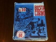 ALAN FORD N° 10 Prima Serie BUSTA CORNO ANNI 70 - MAGAZZINO !!