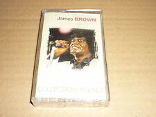 *JAMES BROWN K7 AUDIO COLLECTION LEGENDE SEX MACHINE