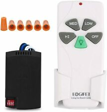 Universal 53T Ceiling Fan Remote Control Kits and 8R Receiver w/ Speed and Light