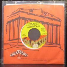 "Shocking Blue - Never Marry A Railroad Man 7"" Mint- Promo Vinyl 45 Colossus USA"