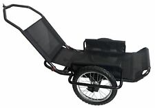 Rambo Bikes Aluminum Bike/Hand Cart, Black R180 Carts