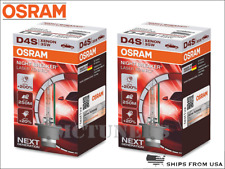 NEW! D4S OSRAM HID Xenon Night Breaker Laser Bulbs +200% 66440XNL (Pack of 2)