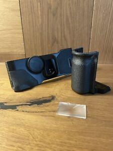 Nahe Mint Canon Batterie Griff GR-E1 & Hintertür Focus Bildschirm Für EOS 1 1N
