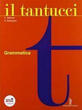 il Tantucci, Grammatica, Poseidonia scuola, cod:9788848257183 tantucci/roncoroni