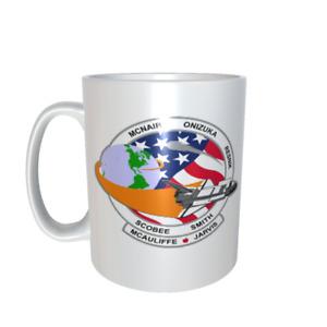 Challenger space shuttle mug ref1963.