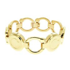 Bioflow Magnetic Therapy Gold Pirouette Bracelet - From Bioflow Direct