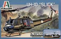 Italeri 1/72 UH-1D Slick # 1247