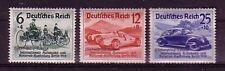 Deutsches Reich Michelnummer 695 - 697  postfrisch