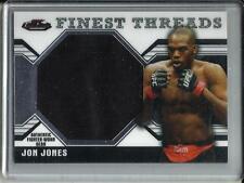 Jon Jones 2011 Finest UFC Authentic Fighter Worn Gear