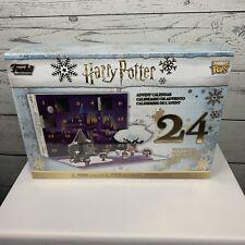 2018 Harry Potter Funko Pop Advent Calendar With 24 Vinyl Figures New Sealed