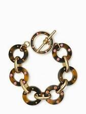 Kate Spade Tortoise Shell Bracelet NWT Out of Her Shell Lovely Links DH