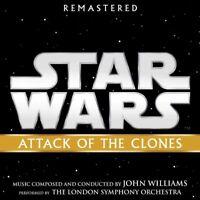 JOHN WILLIAMS - STAR WARS: ATTACK OF THE CLONES - NEW CD SOUNDTRACK