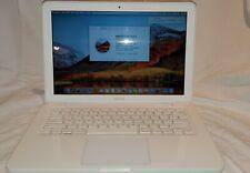 APPLE MacBook Unibody Model A1342 EMC 2350 800GB SSD 6Gbps 8GB RAM 1333MHZ DDR3