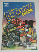 DARKWING DUCK #3 NM+ 9.4 to 9.6  2010 COVER A BOOM STUDIOS COMICS RARE HTF