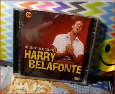 "2xCD Harry Belafonte New ""Best of/Essential Recordings"" Jamaica/Island in Sun"
