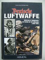 39/45 Livre heimdal Deutsche luftwaffe WWII aviation