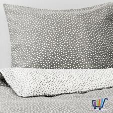 Ikea Vinter 2017 Draps Literie 155x220 Cm Set de Linge de Lit 2 Pièces Gris Neuf