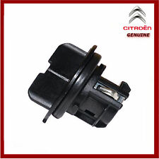 ORIGINALE Citroen c4 CACTUS Inc, c5 & c8 Indicatore PORTALAMPADA. NUOVO. 621546