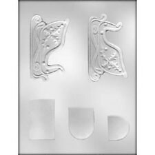 "SLEIGH 4¼"" 3D CHOCOLATE MOLD"