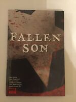 Fallen Son The Death Of Captain America Hardback Marvel Comics