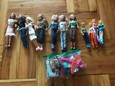 Huge Mary Kate and Ashley Olsen Doll Lot With Accessories Full House Stars