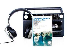 The Blues Project - Back Door Man (1987 Capitol 4XL-9591) ~ Cassette ~ SEALED!