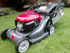 """HRX 476c Qxe. 19"""" Honda Roller Lawnmower. Transmission/gearbox Fitted"""