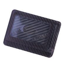 Short Slim Pocket ID Credit Card Holder Mini Coin Purses Front Pocket Wallet