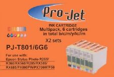 12 Projet ink 2 Sets for PX720 P50 PX800FW R265 R285 R360 RX560 RX685 R585 RX560
